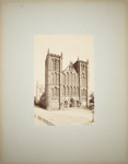 Ripon Cathedral; Valentine, James; ca. 1860-1900; 1976:0005:0028
