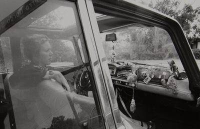 Untitled [Woman in car]; Ryan, Paul; ca. 1970s; 1977:0094:0008