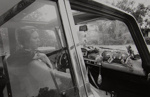 Untitled [Woman in car]; Ryan, Paul; ca. 1970s; 1977:0094:0008