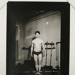 Untitled [Body builder in gym]; Gay, Arthur; ca. 1920s -- 1940s; 1981:0013:00014