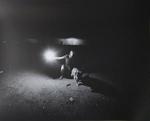 Untitled [Carl Toth and dog]; Toth, Carl; ca. 1974; 1976:0042:0006