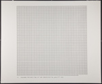 A Square for Each Day of the Seventies; Lewitt, Sol; 1980; 1981:0123:0022