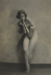 Untitled [Female nude]; Struss, Karl; ca. 1910s; 1974:0044:0015
