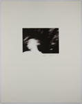 Untitled [Blurred face]; Carlson, Dale S.; 1974; 1978:0129:0023