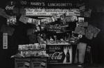 Harry's Luncheonette; Shustak, Larence N.; 1960; 1971:0240:0001
