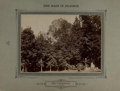 Der Ilsenstein bei Ilsenburg; Stolle, C.R.; undated; 1976:0005:0050