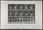 Heaving a 20-lb. rock. [M. 314]; Da Capo Press; Muybridge, Eadweard; 1887; 1972:0288:0082