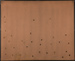 Untitled [Steel plate]; Van Buren, Curtis; ca. 1980; 1981:0123:0041