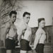Untitled [Three body builders]; Gay, Arthur; ca. 1920s -- 1940s; 1981:0013:0009
