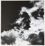 [Untitled, Image of clouds] ; Wells, Alice; ca. 1962; 1972:0287:0134