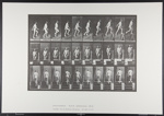 Ascending stairs. [M. 90]; Da Capo Press; Muybridge, Eadweard; 1887; 1972:0288:0026
