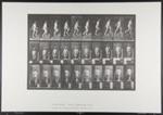 Ascending stairs. [M. 90]; Da Capo Press; Muybridge, Eadweard; 1887; 1972:0288:0026