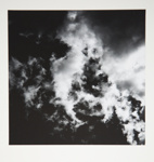 [Untitled, image of clouds] ; Wells, Alice; ca. 1965; 1972:0287:0182