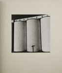 Untitled [Silos]; Harter, Donald; 1975; 1988:0122:0004