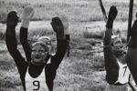 Untitled [Running figures]; Mertin, Roger; undated; 1971:0098:0001