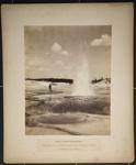 Minute Geyser, Norris Basin; Haynes, F. J.; c.a. 1883 ; 1977:0045:0010