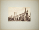 Tewkesbury Abbey; Valentine, James; ca. 1860-1900; 1979:0060:0001
