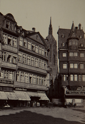 Eingang Zum Market; Hertel, C.; ca. 1860s; 1979:0106:0004