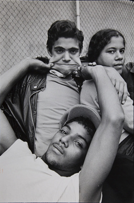 Manny, Nelson, and Olga; Lawrence, Nick; ca. 1960s; 1971:0551:0001