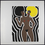 Untitled [Two headed woman]; Lashley, Lester; 1970; 1972:0096:0030