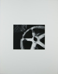 Untitled [Wheel and table]; Unknown; ca. 1975; 1976:0033:0017