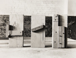 Untitled [Blocks of wood]; Paris, Bill; ca. 1970s; 1979:0038:0010