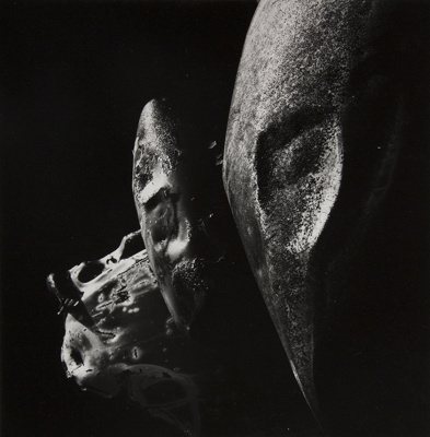 Untitled [Metal forms]; Millan, Peter; undated; 1982:0167:0002