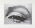 Untitled [Left eye]; Manchee, Doug; 2008; 2009:0060:0035