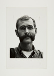 [untitled self portrait]; Uelsmann, Jerry; 1966; 1971:0106:0001