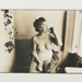 Untitled [Woman taking teeth out]; Krims, Les; 1970; 1972:0153:0001