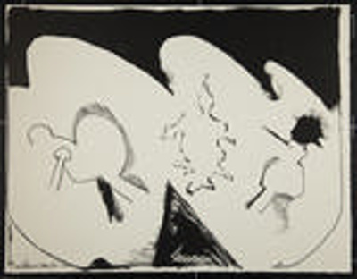 Untitled; Fichter, Robert; ca. 1960-1970; 1971:0456:0001