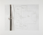 Untitled [Floor plan]; Manchee, Doug; 2009; 2009:0060:0076