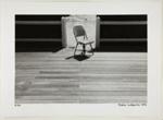 [Chair on the Boardwalk]; Kuligowski, Eddie; 1973; 1986:0014:0010