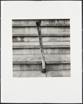 Untitled [Stairs and rail]; Cooper, John; ca. 1983; 1983:0016:0021