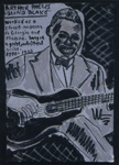 "Arthur Phelps ""Blind Blake""; Prez, James; ca. 2000s; 2008:0007:0042"