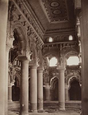 Tirunali [sp] Palace; Nicholas & Co.; ca. 1880s; 1978:0130:0007
