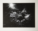 [Untitled, image of reflecting water]; Wells, Alice; ca. 1965; 1972:0287:0152