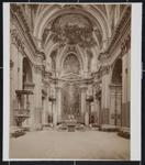 Basilica dei Santi Apostoli, Rome, Italy; Fratelli Alinari; 1880-1910; 1979:0117:0009