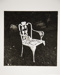 Untitled [Chair]; Kaida Knapp, Tamarra; ca. late 1970s; 2009:0109:0003
