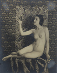 Untitled [Female nude]; Struss, Karl; ca. 1910s; 1974:0044:0011