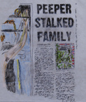 Untitled [PEEPER STALKED FAMILY]; Prez, James; 2007; 2008:0007:0005