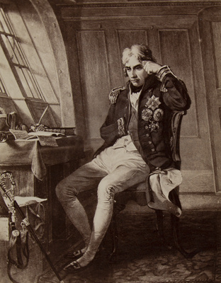 Lord Nelson, Victory; Lucy, Charles; Symonds & Co.; ca. 1880; 1979:0101:0001