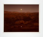 Moonrise Over Pie Pan; Pfahl, John; 1976; 1981:0015:0006