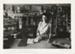 The General Store- Enniskillen July 17/71 Jessie Slemon after arthritis operation. ; Newton, Neil; 1971; 1974:0015:0003