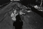 Untitled [Two children]; Hynes, Arthur; undated; 2009:0091:0009
