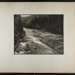 [landscape of stream and mountain with trees]; Hahn, Alta Ruth; ca.1930; 1982:0020:0010