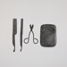 Pocket Heater, Nail Scissors, Razor; Tsuchida, Hiromi; 1983; 1993:0005:0011