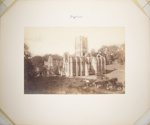 Fountains Abbey; Valentine, James; ca. 1868; 1993:0019:0005