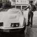 Untitled [Man cleaning car]; Laytin, Peter; Undated; 1977:0094:0017