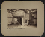 Shakespeare's House, Front Kitchen; Wilson, George Washington; ca. 1870; 1976:0004:0004